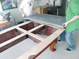 Pool table moves in Tulsa Oklahoma