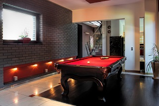 pool table assembly in tulsa content