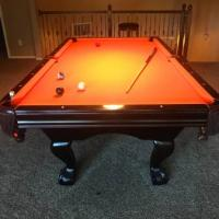 Contender Pool Table by Brunswick