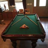 Valley 4x8 Pool Table In Great Shape