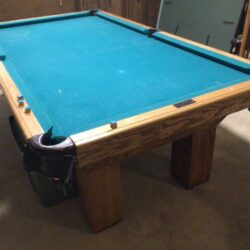 Goldenwest 8' Pool Table for sale in Tulsa